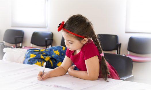 kind verlegen op school