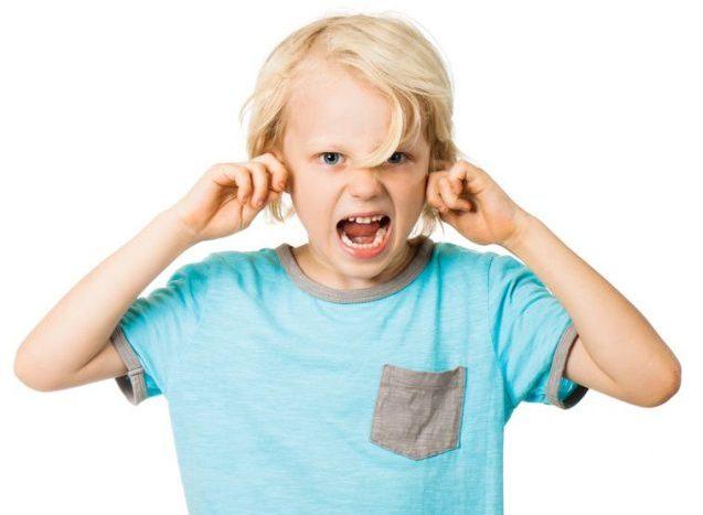 kind kan niet omgaan met kritiek